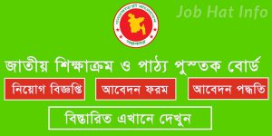 NCTB Published Job Circular 8