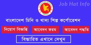 Job Circular at Sugar and Food Industries Corporation Apply teletalk.com.bd 2