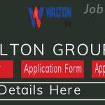 walton job circular