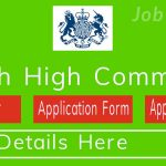 Job Circular at British High Commission 30