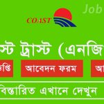 Job Circular at COAST Trust 4