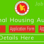 National Housing Authority Job Circular-2020 2