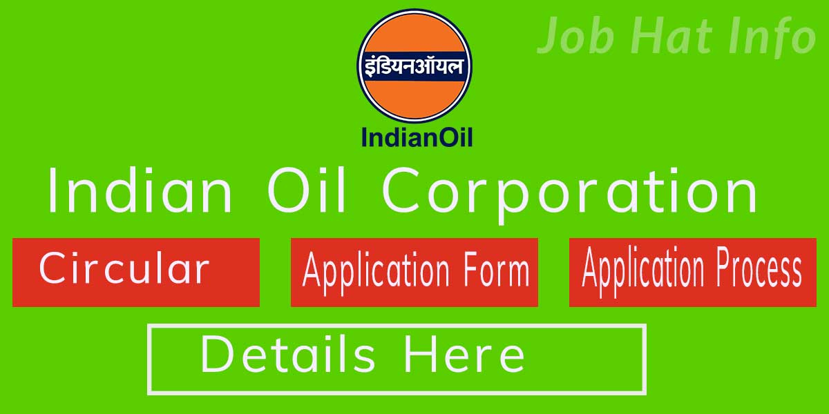 Indian Oil Corporation Job Circular- 2020 1