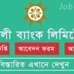 Sonali Bank(UK) Job Circular 19