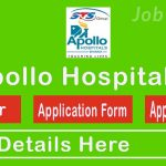 Apollo Hospital Job Circular 3