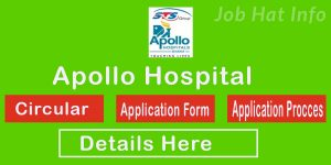 Apollo Hospital Job Circular 1