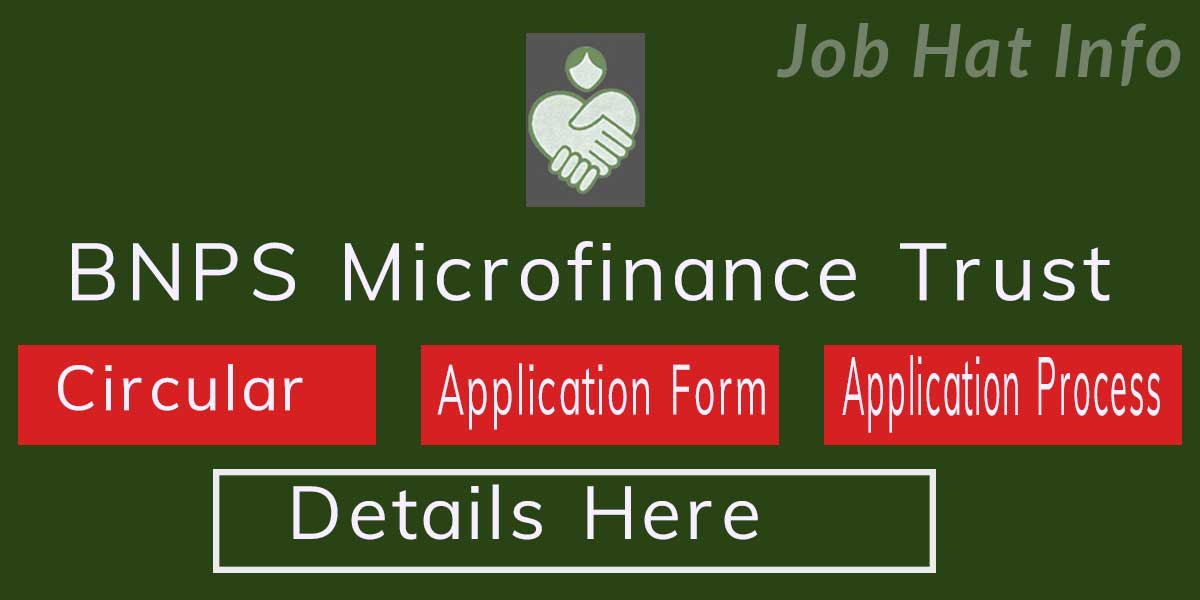 BNPS Job Circular 1