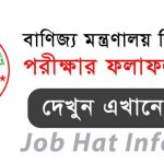 Ministry of Commerce Published Written Exam Result 4