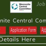 Mennonitee Central Committee (MCC) Job Circular-2020 4