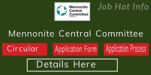 Mennonitee Central Committee (MCC) Job Circular-2020 4