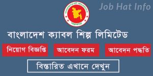 cable shilpa limited job circular