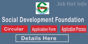 Social Development Foundation Job Circular 2020 6