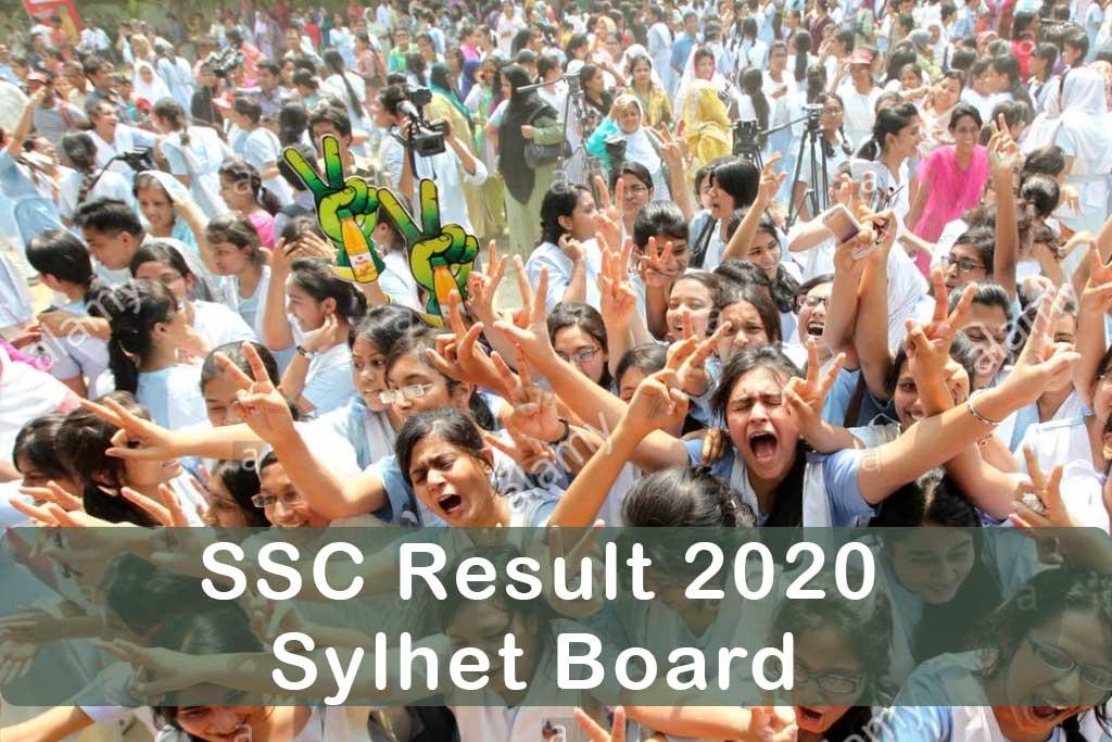 SSC Result Sylhet Board 2020 Check Online- www.sylhetboard.gov.bd 1