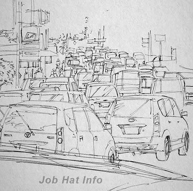 Traffic Jam Paragraph for all Class 1