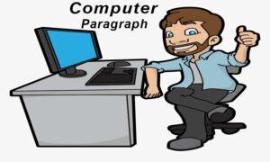 Computer Paragraph