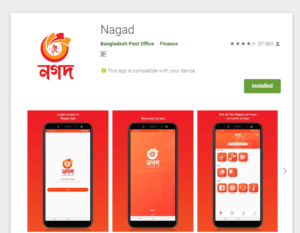 Nagad Mobile Banking By Bangladesh Post Office 4