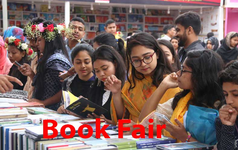 A Book Fair Paragraph 1