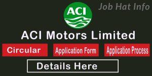 ACI Motors Job Circular