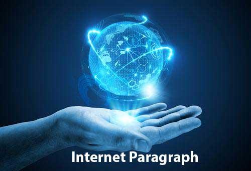 Internet Paragraph 1