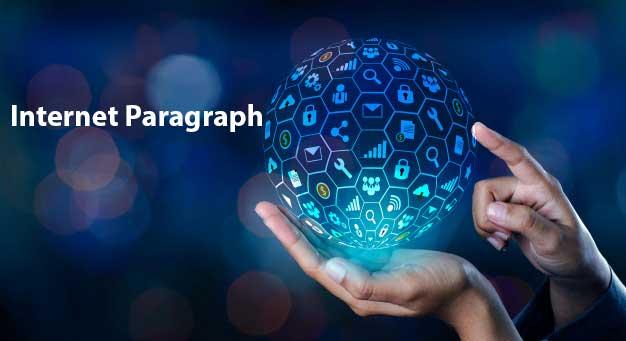 Internet Paragraph