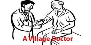 A Village Doctor Paragraph