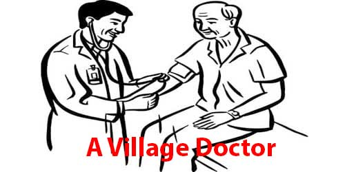 A Village Doctor Paragraph