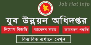 Jubo Unnayan Job Circular