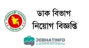 Post Office Job Circular